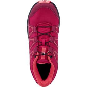 Salomon Speedcross Shoes Kinder cerise./navy blazer/dubarry